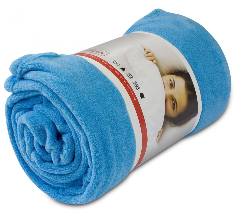 Jolly - Deka, mikrovlákno (modrá)