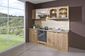 Julia - Kuchyňský blok 210 B (dub arlington/PD traini beige)