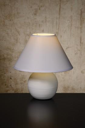 Kaddy - lampička, 40W, E14 (bílá)