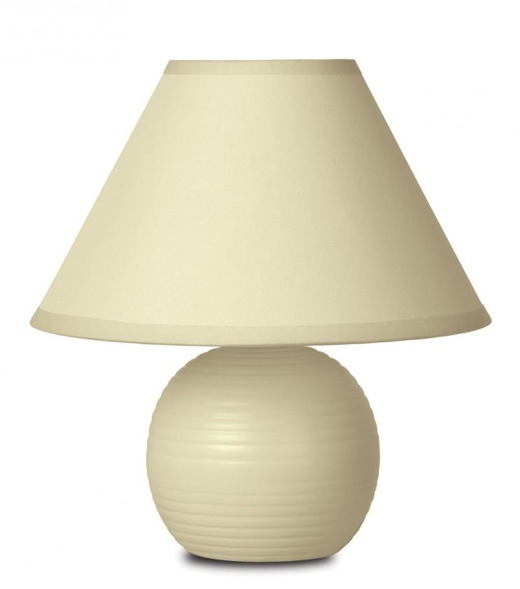 Kaddy - lampička, 40W, E14 (krémová)