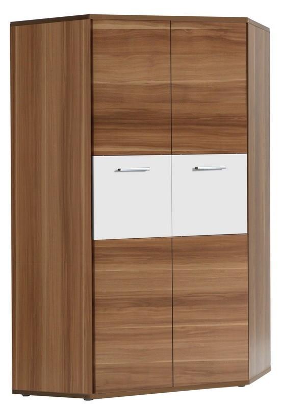 Kancelářská skříň Galant GLTSE780 (Ořech vlašský/bílá)