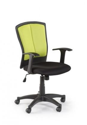 kancelářská židle Anders (Zeleno-černá)