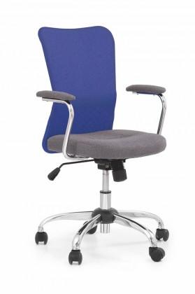 kancelářská židle Andy (Modrá)