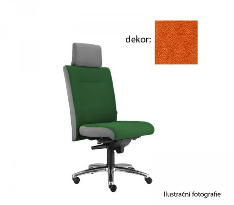 kancelářská židle Asidum s podhlavníkem, synchro P (bondai 3012, sk.2)