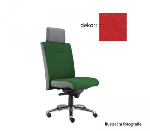 kancelářská židle Asidum s podhlavníkem, synchro P (phoenix 105, sk.3)