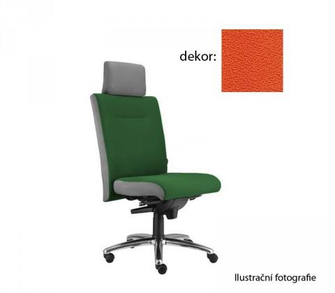 kancelářská židle Asidum s podhlavníkem, synchro P (phoenix 113, sk.3)