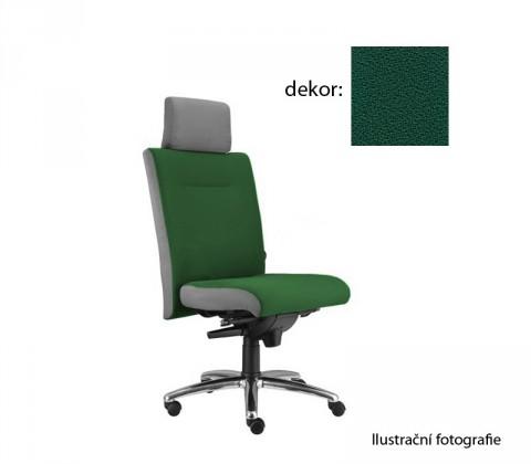 kancelářská židle Asidum s podhlavníkem, synchro P (phoenix 45, sk.3)