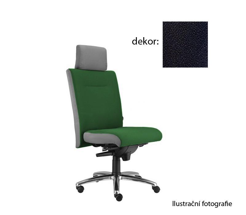 kancelářská židle Asidum s podhlavníkem, synchro P (phoenix 9, sk.3)