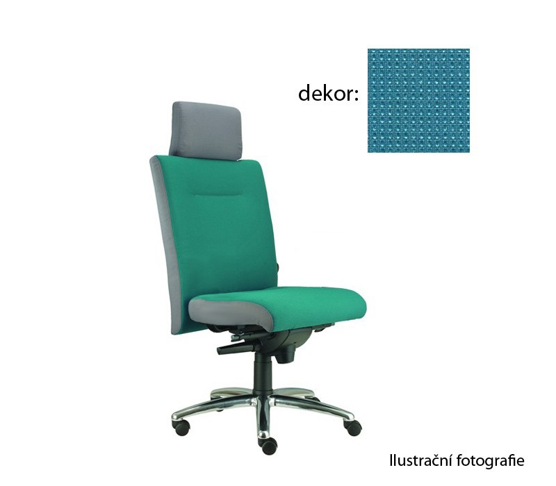 kancelářská židle Asidum s podhlavníkem, synchro P (pola 406, sk.4)