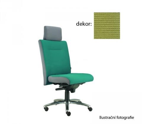 kancelářská židle Asidum s podhlavníkem, synchro P (pola 492, sk.4)