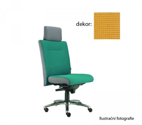 kancelářská židle Asidum s podhlavníkem, synchro P (pola 88, sk.4)