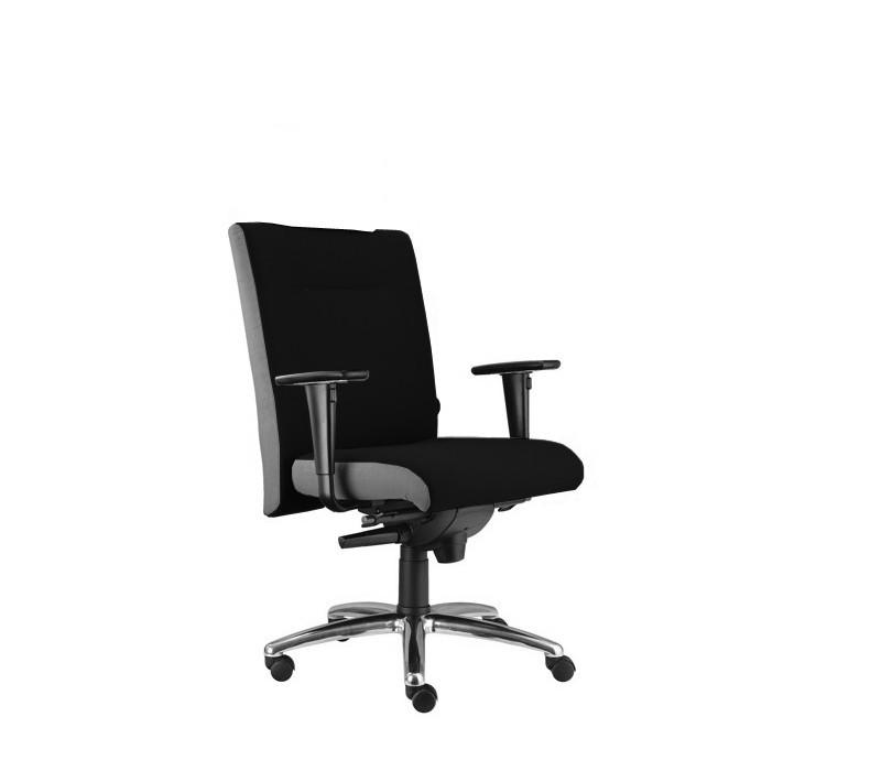 kancelářská židle Asidum s područkami, synchro P (alcatraz 17, sk.3)