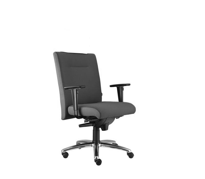 kancelářská židle Asidum s područkami, synchro P (alcatraz 19, sk.3)