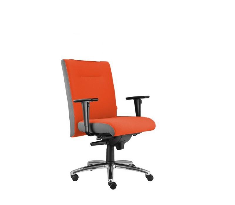 kancelářská židle Asidum s područkami, synchro P (alcatraz 46, sk.3)
