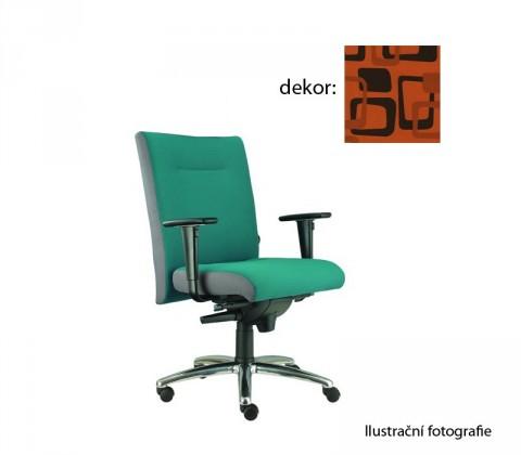 kancelářská židle Asidum s područkami, synchro P (norba 76, sk.4)