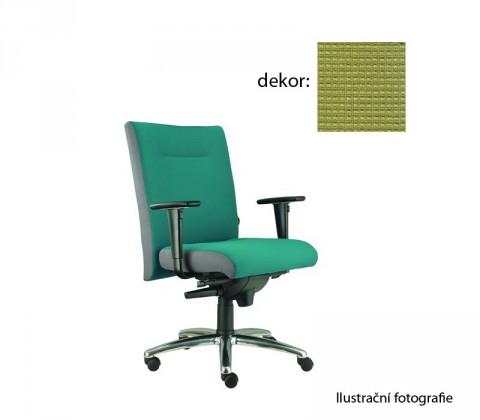 kancelářská židle Asidum s područkami, synchro P (pola 492, sk.4)