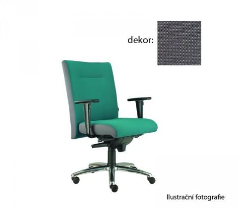 kancelářská židle Asidum s područkami, synchro P (pola 617, sk.4)