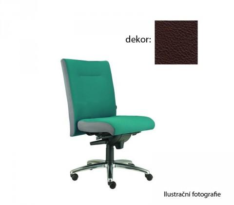 kancelářská židle Asidum synchro P (kůže 177, sk.5)