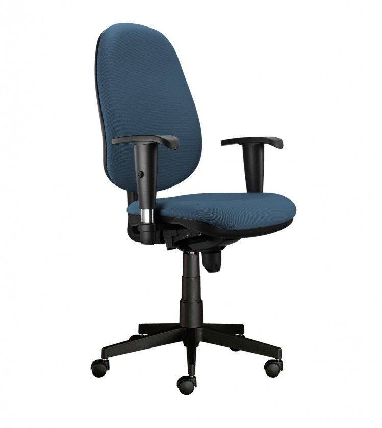 kancelářská židle Bruno - s područkami (potah - látka)