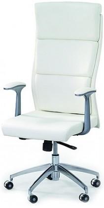 kancelářská židle BRW Leonardo (bílá)