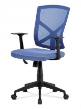 Kancelářská židle Clara modrá