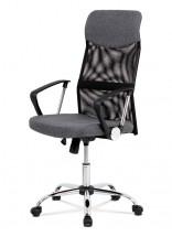 Kancelářská židle Dagmar šedá