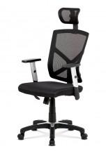 Kancelářská židle Dalila černá