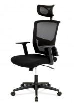 Kancelářská židle Darina černá