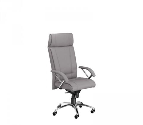 kancelářská židle Demos Boss - Kancelářská židle s područkami (alcatraz 29)