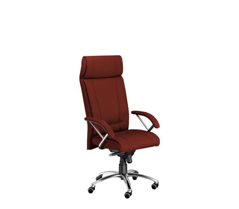 kancelářská židle Demos Boss - Kancelářská židle s područkami (alcatraz 32)