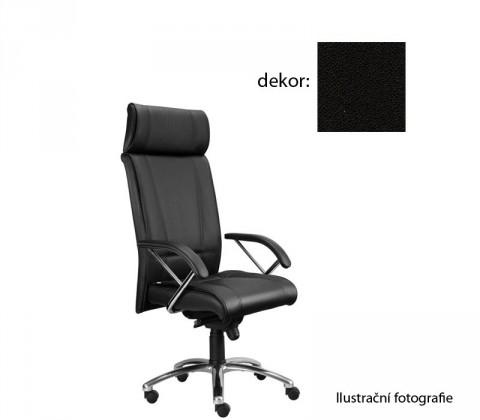 kancelářská židle Demos Boss - Kancelářská židle s područkami (bondai 8033)