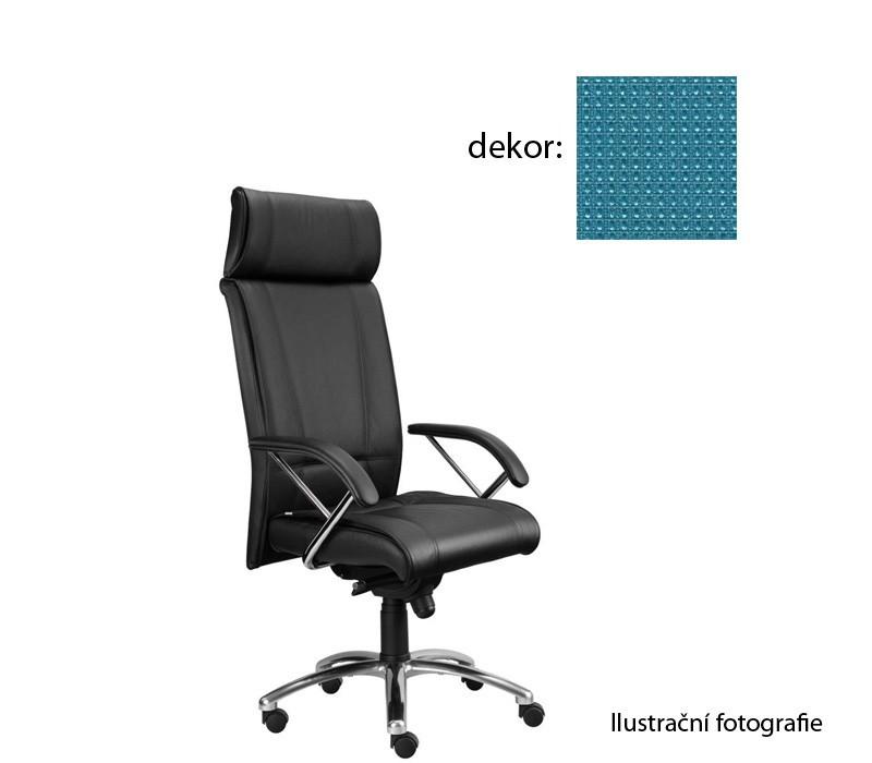 kancelářská židle Demos Boss - Kancelářská židle s područkami (pola 406)