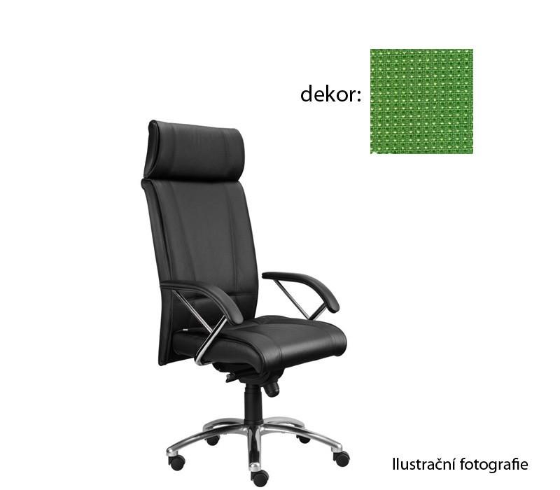 kancelářská židle Demos Boss - Kancelářská židle s područkami (pola 493)