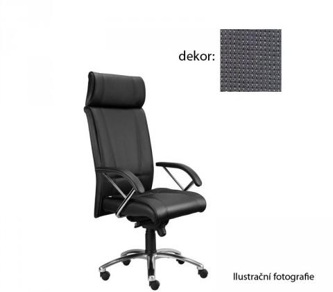kancelářská židle Demos Boss - Kancelářská židle s područkami (pola 617)