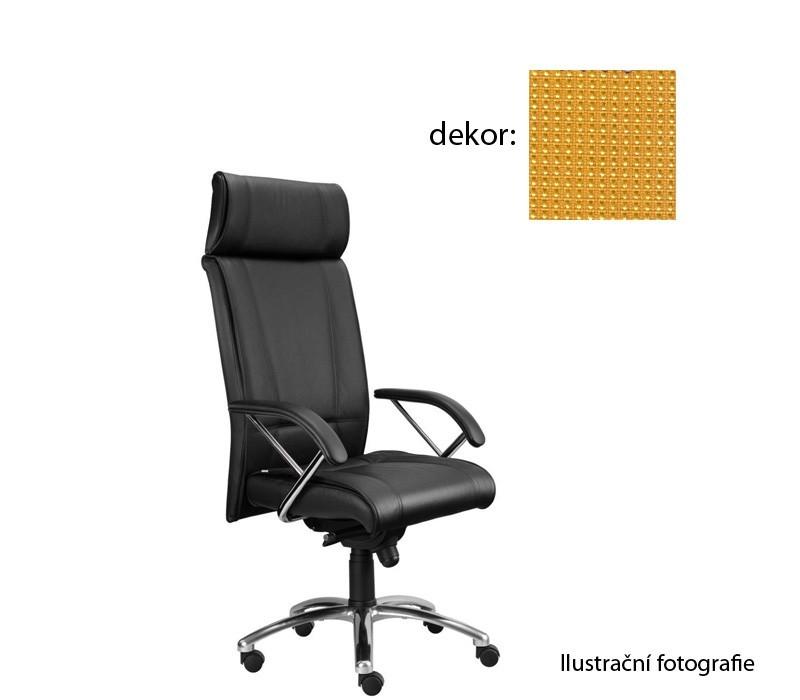kancelářská židle Demos Boss - Kancelářská židle s područkami (pola 88)