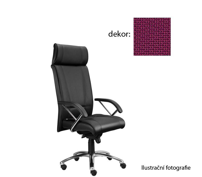 kancelářská židle Demos Boss - Kancelářská židle s područkami (rotex 20)