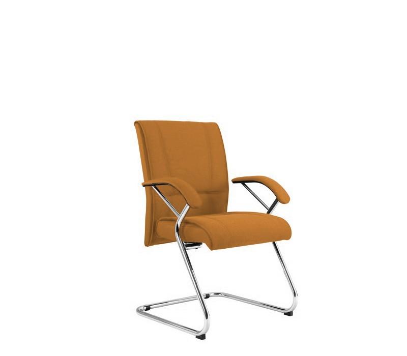 kancelářská židle Demos Medios - Kancelářská židle s područkami (alcatraz 847)