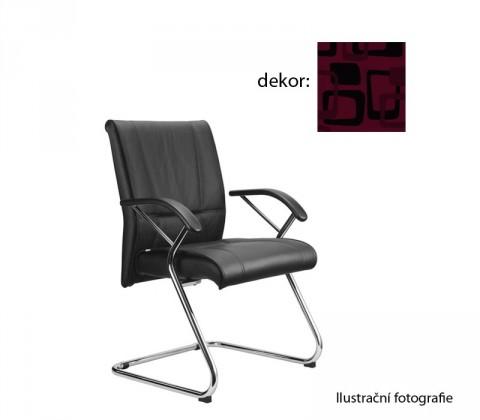 kancelářská židle Demos Medios - Kancelářská židle s područkami (norba 51)