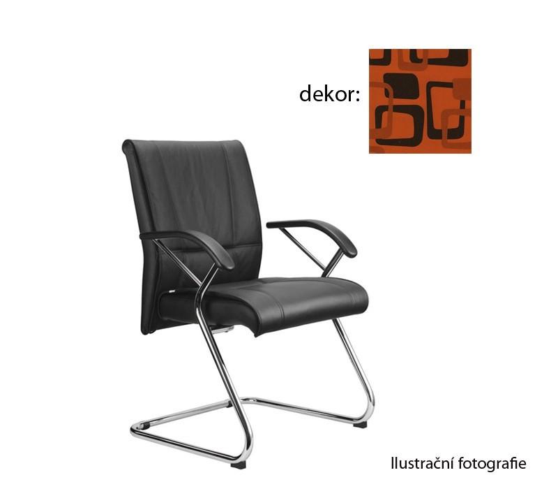kancelářská židle Demos Medios - Kancelářská židle s područkami (norba 76)