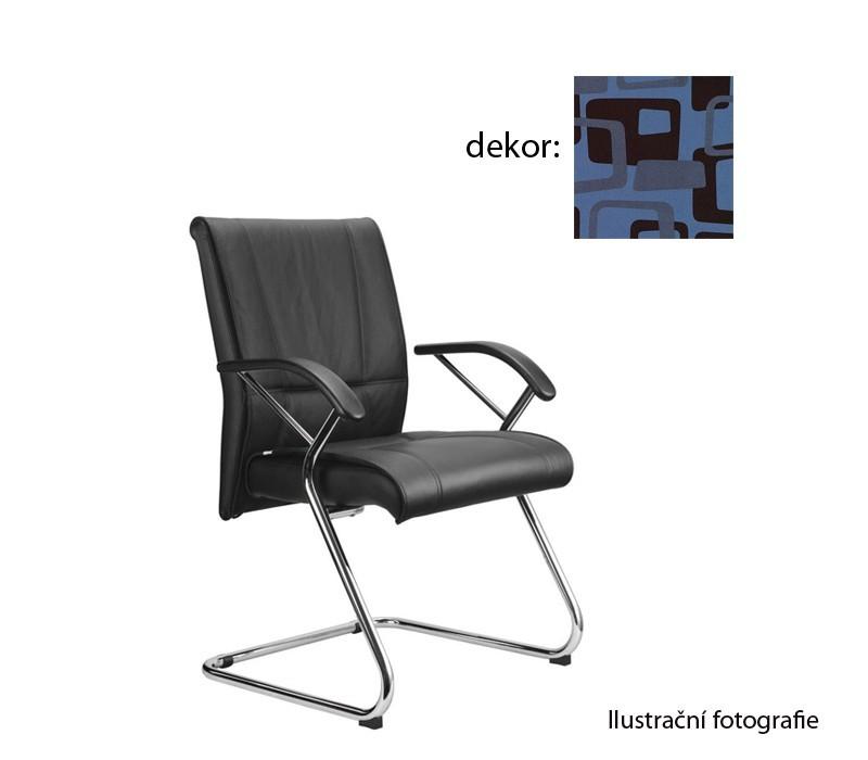 kancelářská židle Demos Medios - Kancelářská židle s područkami (norba 97)
