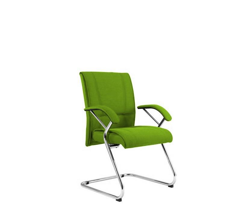 kancelářská židle Demos Medios - Kancelářská židle s područkami (suedine 34)