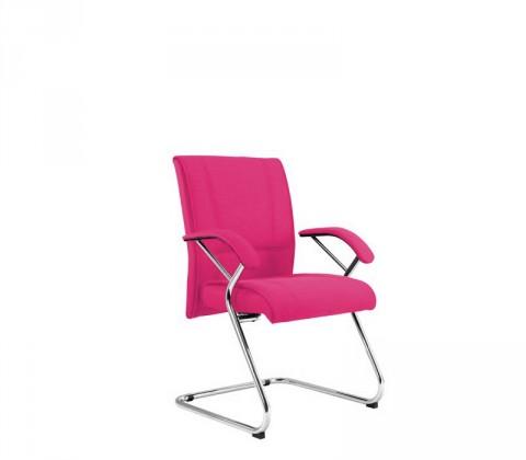 kancelářská židle Demos Medios - Kancelářská židle s područkami (suedine 41)