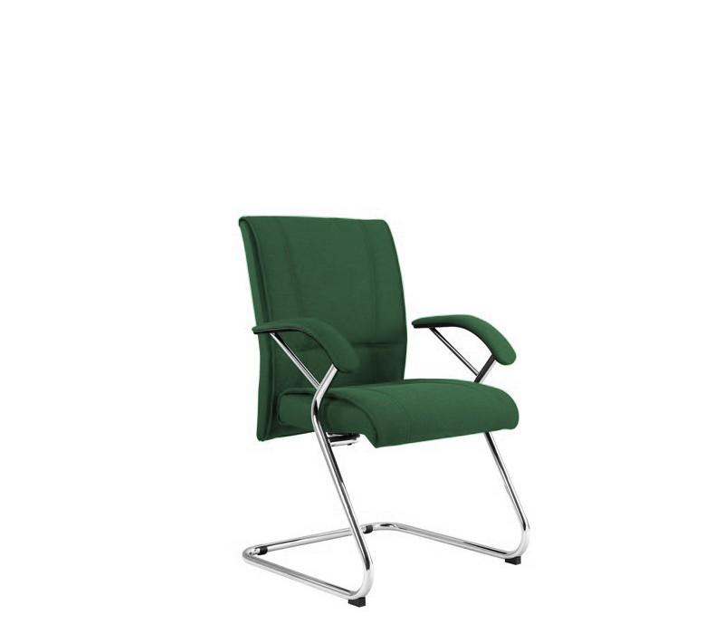 kancelářská židle Demos Medios - Kancelářská židle s područkami (suedine 59)