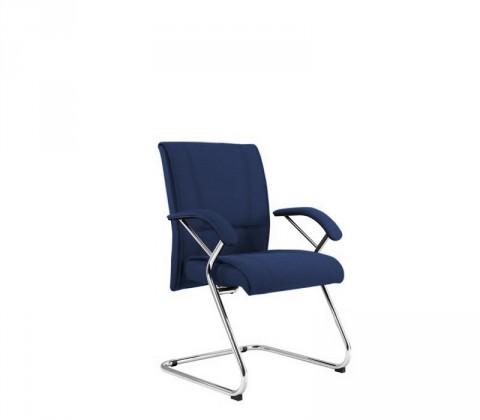 kancelářská židle Demos Medios - Kancelářská židle s područkami (suedine 9)