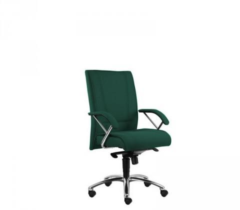 kancelářská židle Demos Prof - Kancelářská židle s područkami (alcatraz 12)
