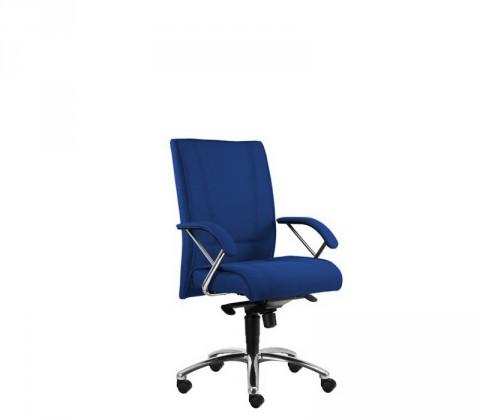 kancelářská židle Demos Prof - Kancelářská židle s područkami (alcatraz 22)