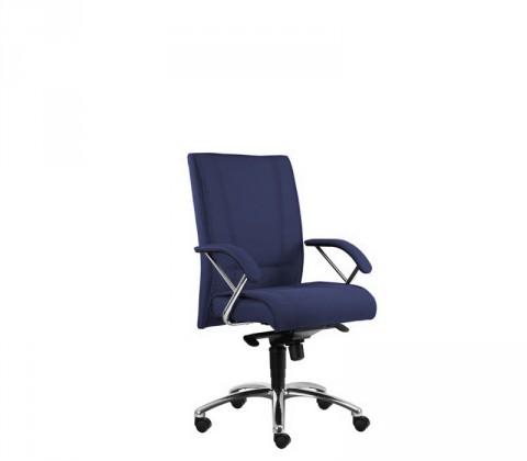 kancelářská židle Demos Prof - Kancelářská židle s područkami (alcatraz 9)