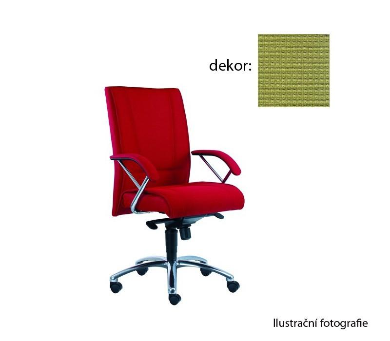 kancelářská židle Demos Prof - Kancelářská židle s područkami (pola 492)