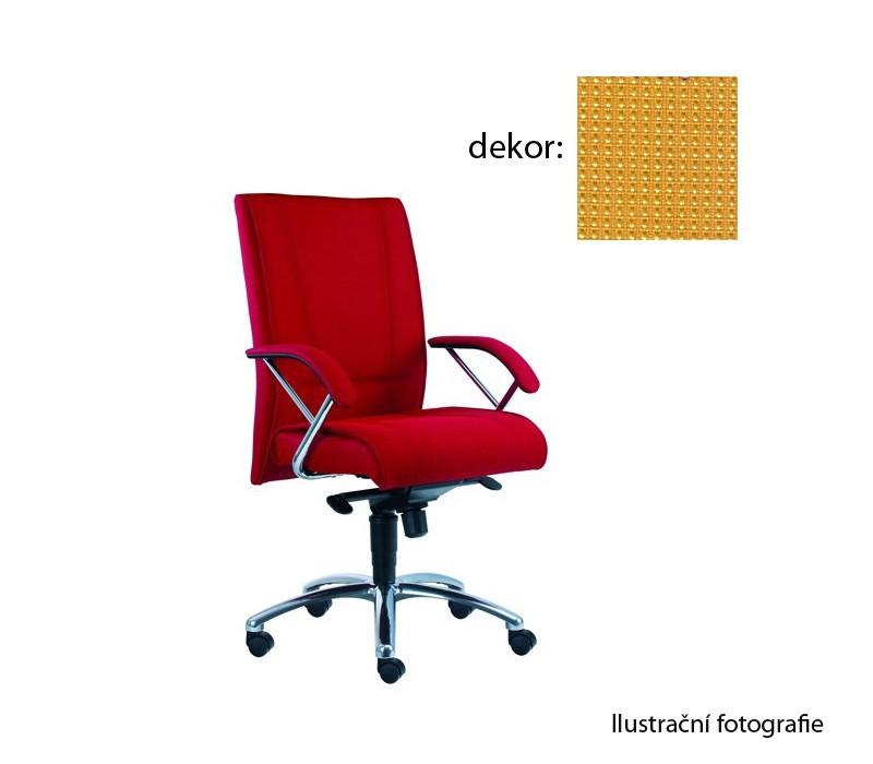 kancelářská židle Demos Prof - Kancelářská židle s područkami (pola 88)