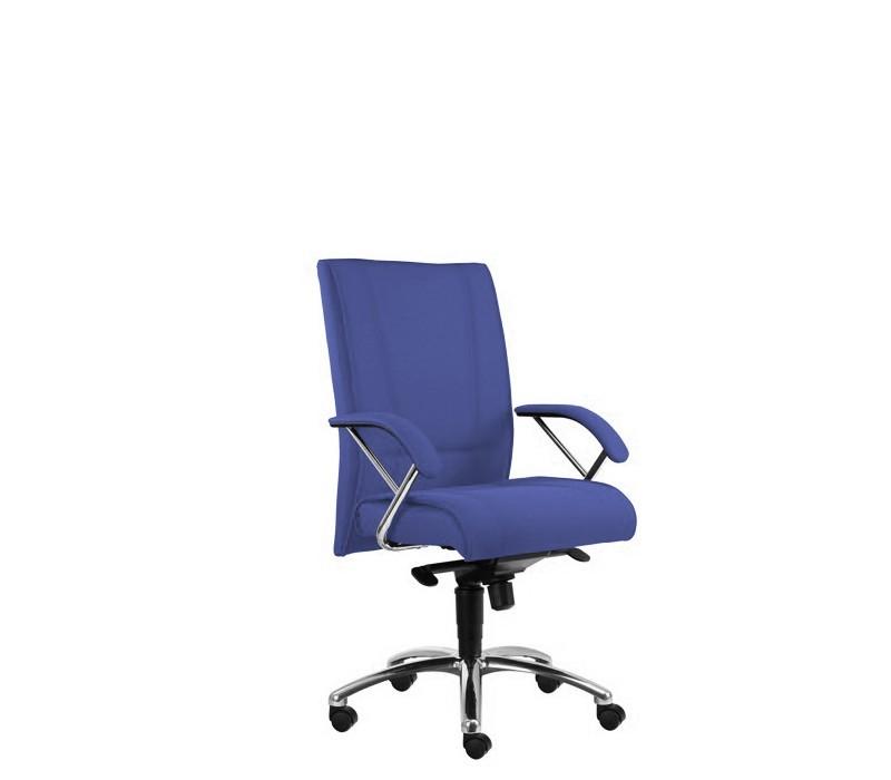 kancelářská židle Demos Prof - Kancelářská židle s područkami (suedine 7)